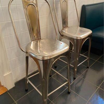 https://www.ebay.com/itm/124835808527SC6001: 3 Metal Bar Stools