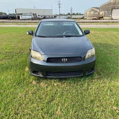 2008 Scion Hatchback Coupe 2D - Sold for Parts with Title. 504-430-0909 $1,999