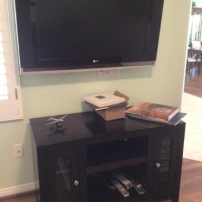 TV cabinet, $35