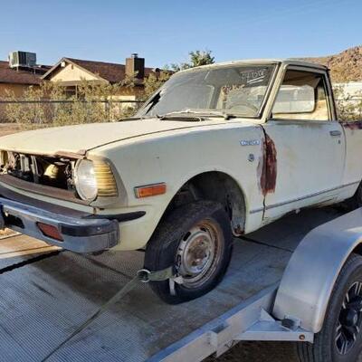 #146 • 1974 Toyota Corolla TE28 2 Door Wagon