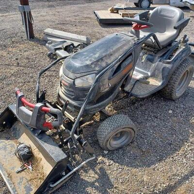 #25 • Craftsman GT6000 Sit Down Lawnmower
