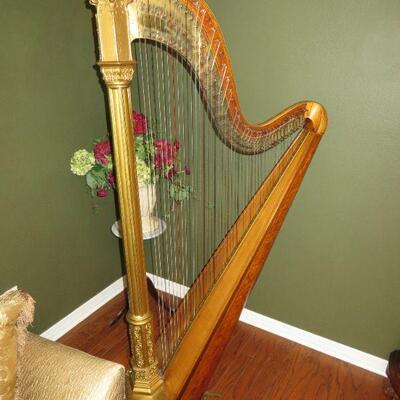 Browne & Buckwell Harp