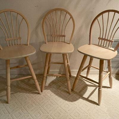 Counter-height chairs