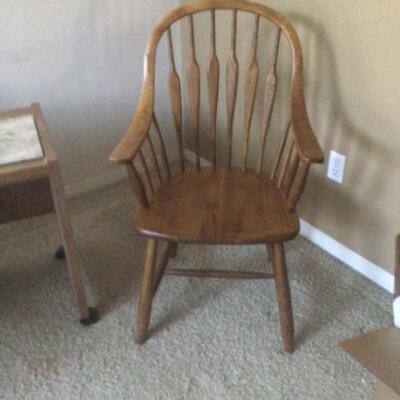 Chair, $15