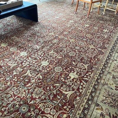 Large rug 20 x 13