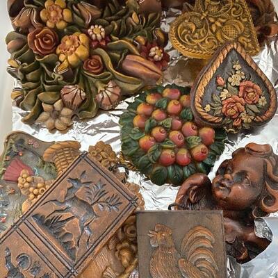 German wax molds