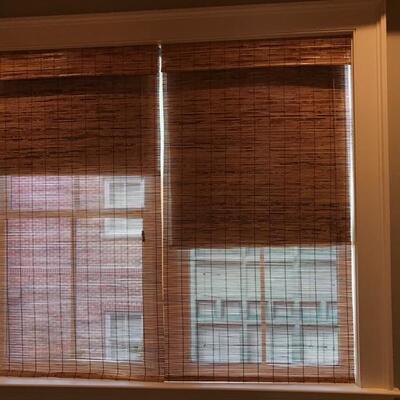 Window shades $100 each