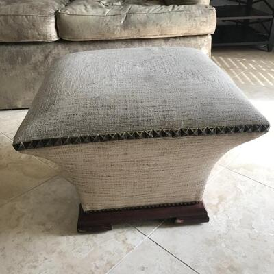 Baker hassock $185 as is originally $1,360 2 available