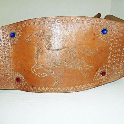 vintage Rodeo belt