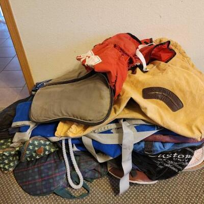 2054  Saddle Pads, Equipment Bags, Blankets, and Other Items Saddle Pads, Equipment Bags, Blankets, and Other Items