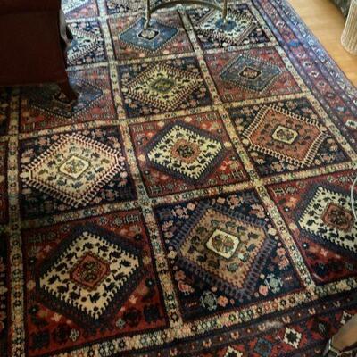 Abshar rug 11'11