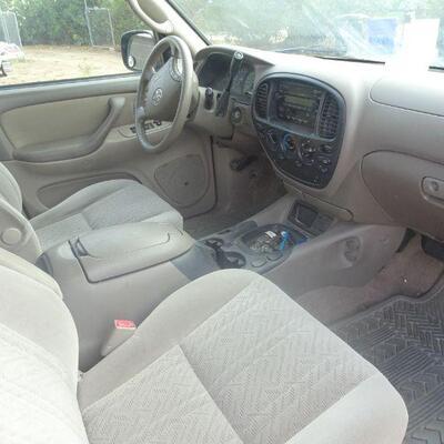 2005 Toyota Tundra Crew Cab Limited, 219,000 miles  (minimum $8,500)