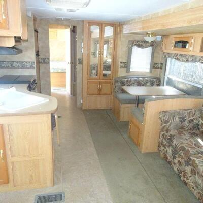 2007 Hornet By Keystone 36BHS Travel Trailer with slide-out  (minimum $5,000)