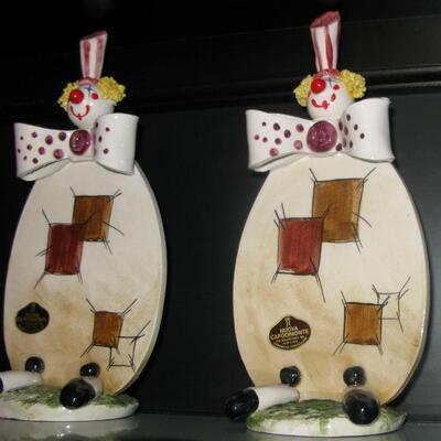 Capo clown figures