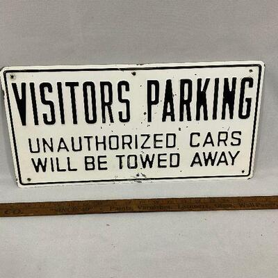 Visitor Parking - reproduction