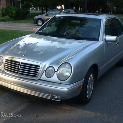 98 Mercedes