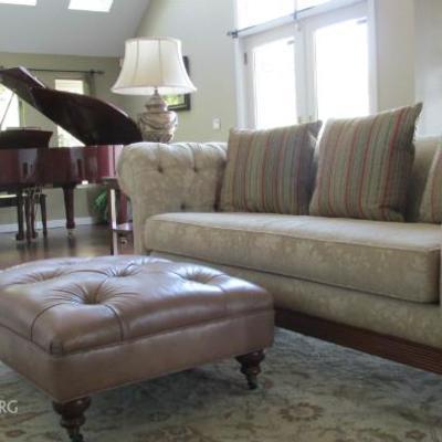 Ethan Allan sofa