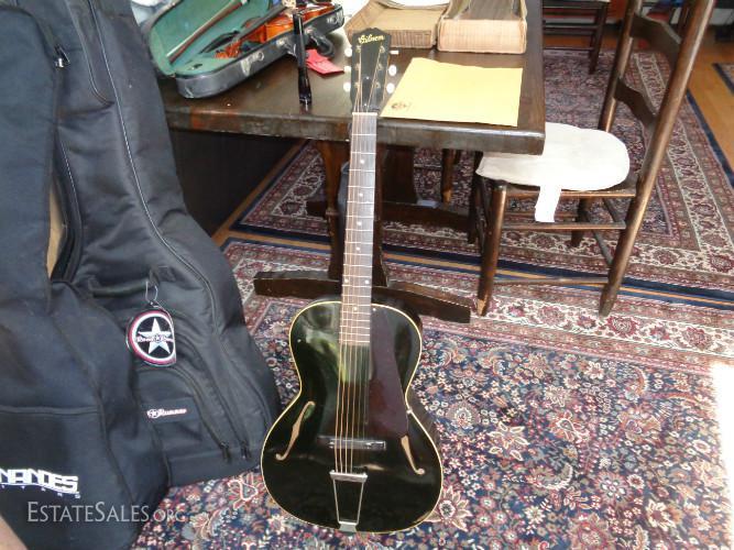 Vintage 1938 Gibson guitar