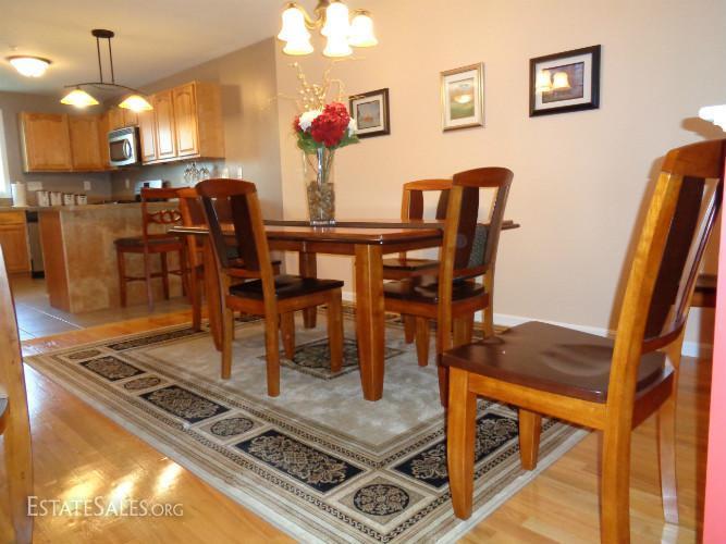beautiful Ashley dining room set