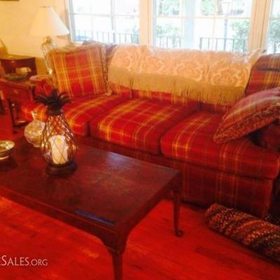 Sofa & Coffee table