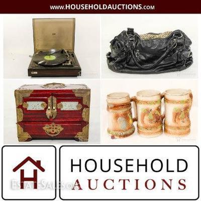 Household Auctions LLC in Fair Lawn, NJ   EstateSales org